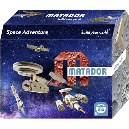 MATADOR® Jeu de construction Matador Space Explorer 5+ bois