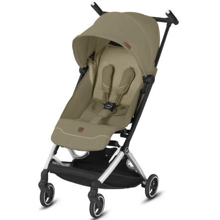 gb GOLD Buggy Pockit Plus All City Fashion Edition Vanilla Beige
