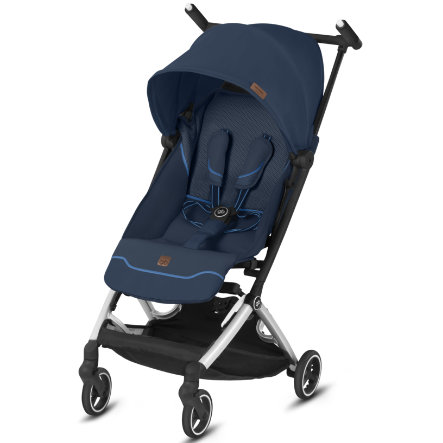 gb GOLD Buggy Pockit Plus All City Fashion Edition Night Blue