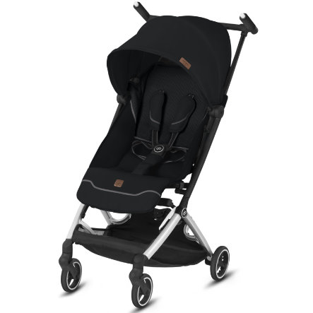 gb GOLD Buggy Pockit+ All City Fashion Edition Velvet Black
