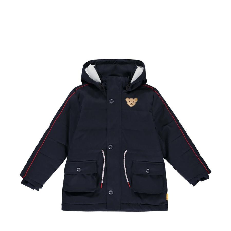 Steiff Ragazzi giacca invernale marina