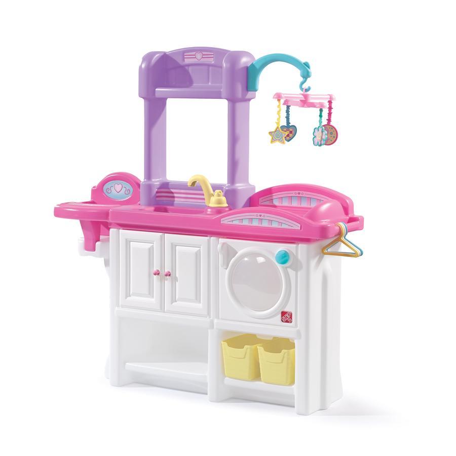 Step 2 Love & Care Deluxe nuken hoitopöytä