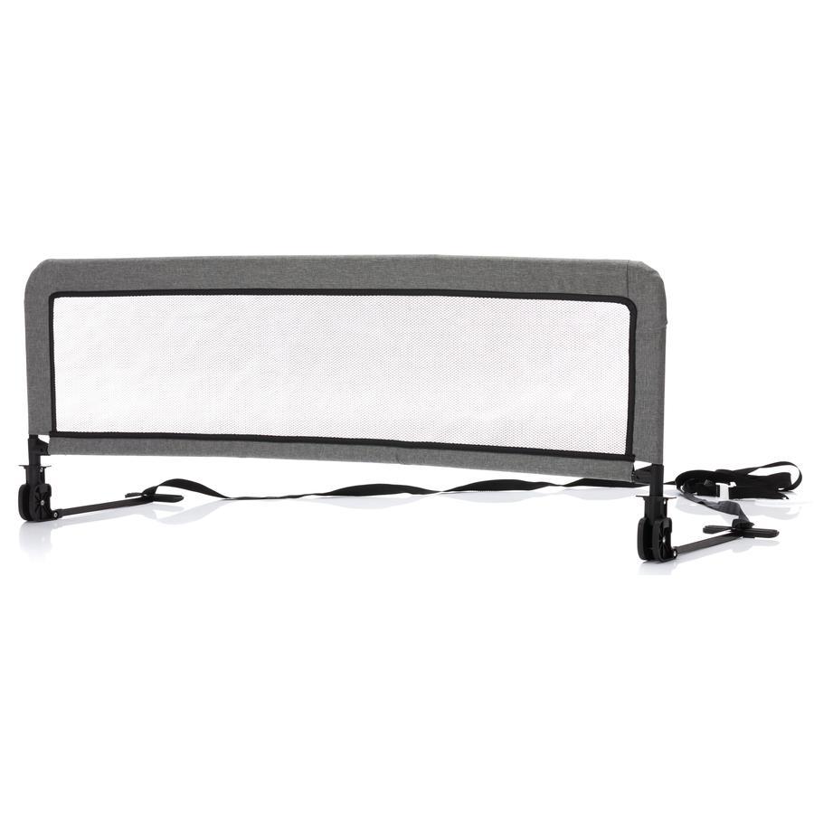 fillikid  Barrera de cama camas estándar y Boxspring 135 cm gris oscuro