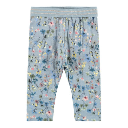 name it Leggings NBFTESSIE Dusty Blue