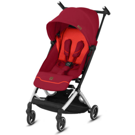 gb GOLD Poussette Pockit+ All City Fashion Edition rose red