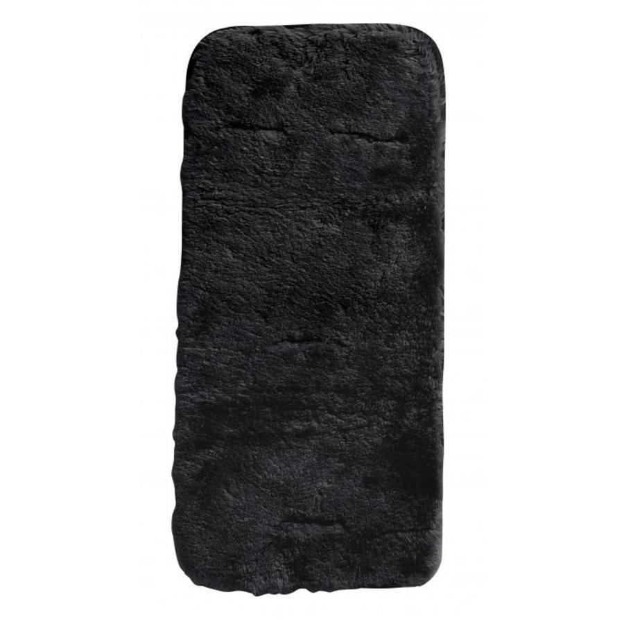 odenwälder Lampaantalja-alusta musta