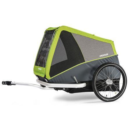 CROOZER Cykeltrailer Dog XL Grasshopper green