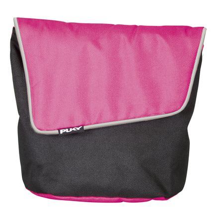 Puky LT 2 Sacoche de guidon de v/élo pour enfant Motif souris Gris//noir