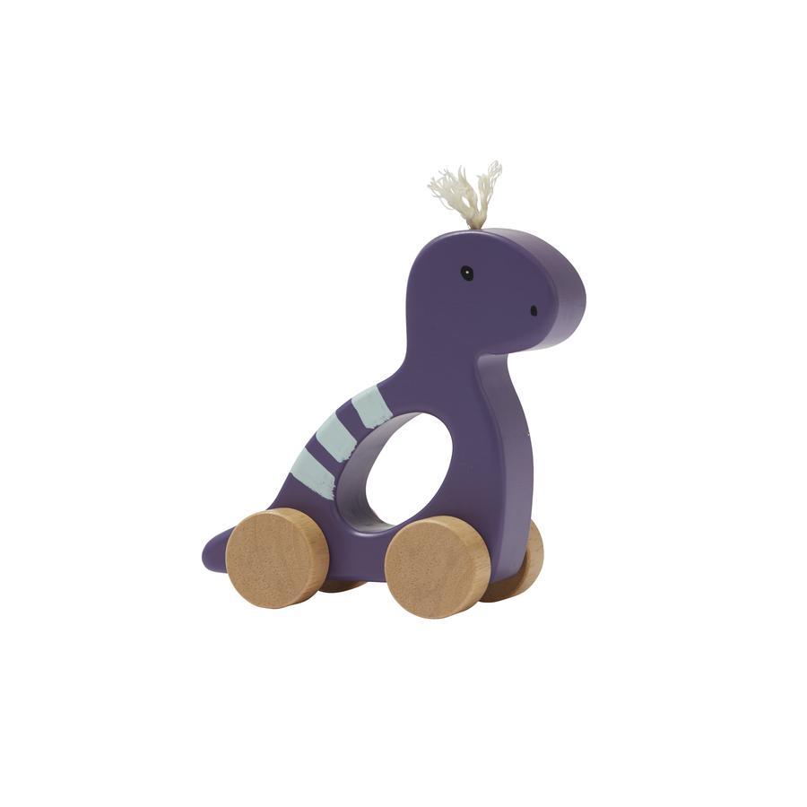 Kids Concept Schuiffiguur Dino Paars Neo Pinkorblue Be