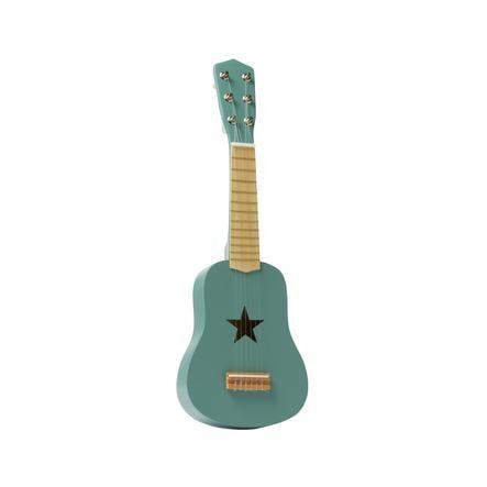 Kids Concept kytara zelená