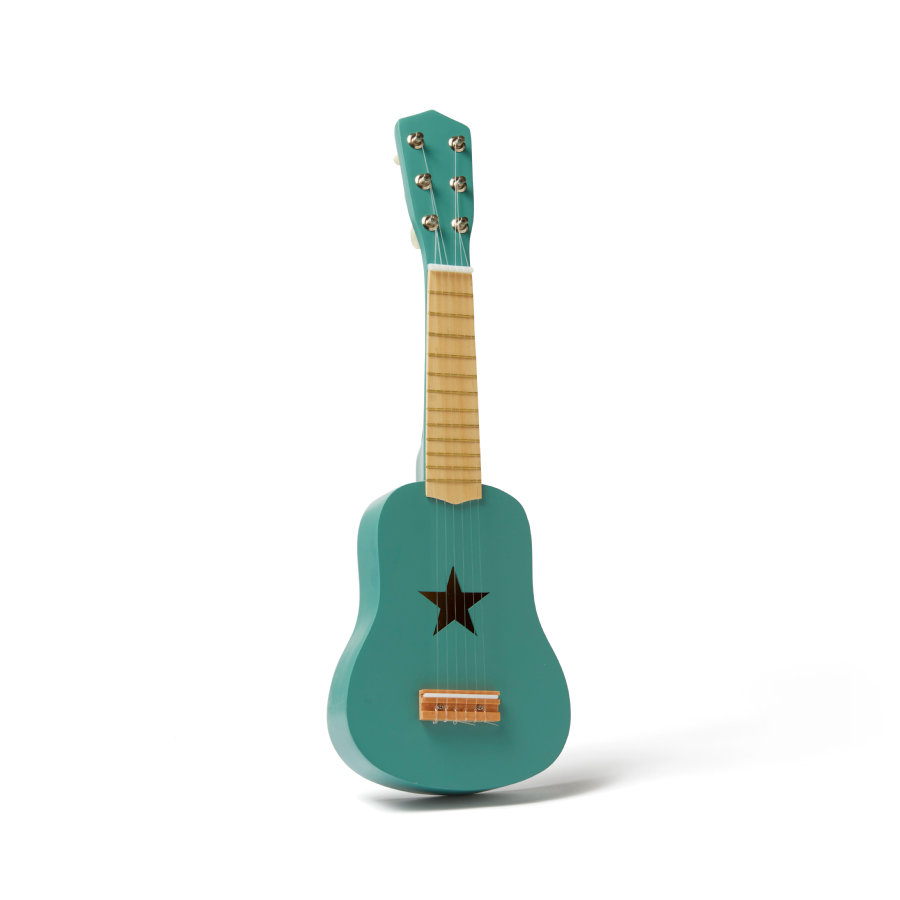 Kids Concept ® Guitarra de juguete verde