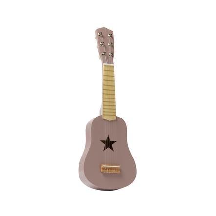 Kids Concept kytara fialová