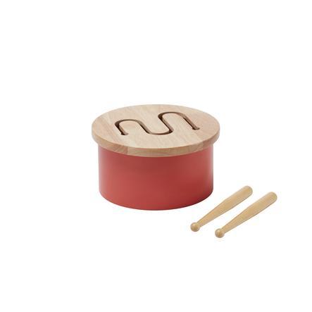 Kids Concept® tromme liten, rød