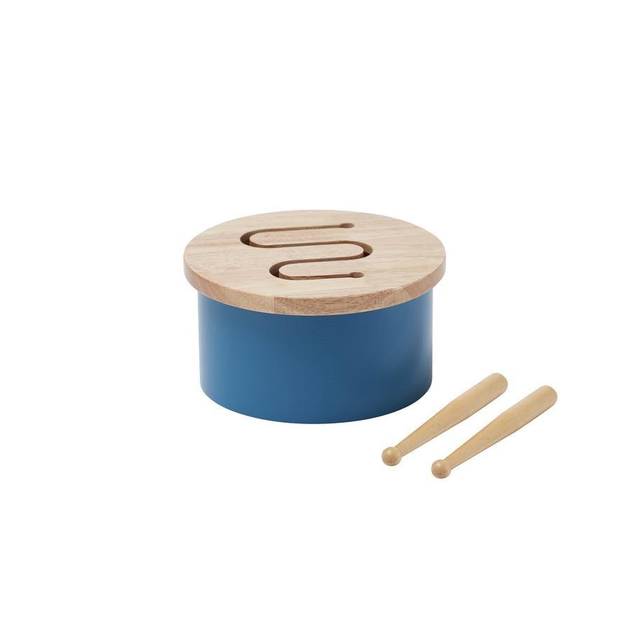 Kids Concept ® trommel klein, blauw