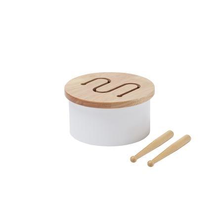 Kids Concept ® tamburo piccolo, bianco