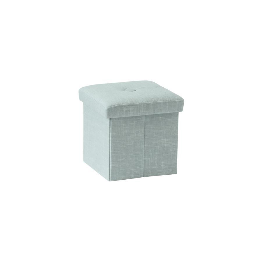 Kids Concept® Fauteuil enfant coffre pour jouets bleu clair