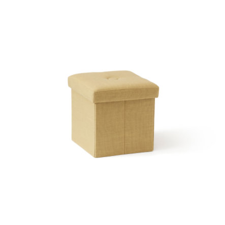 Kids Concept dětská sedačka žluto-béžová