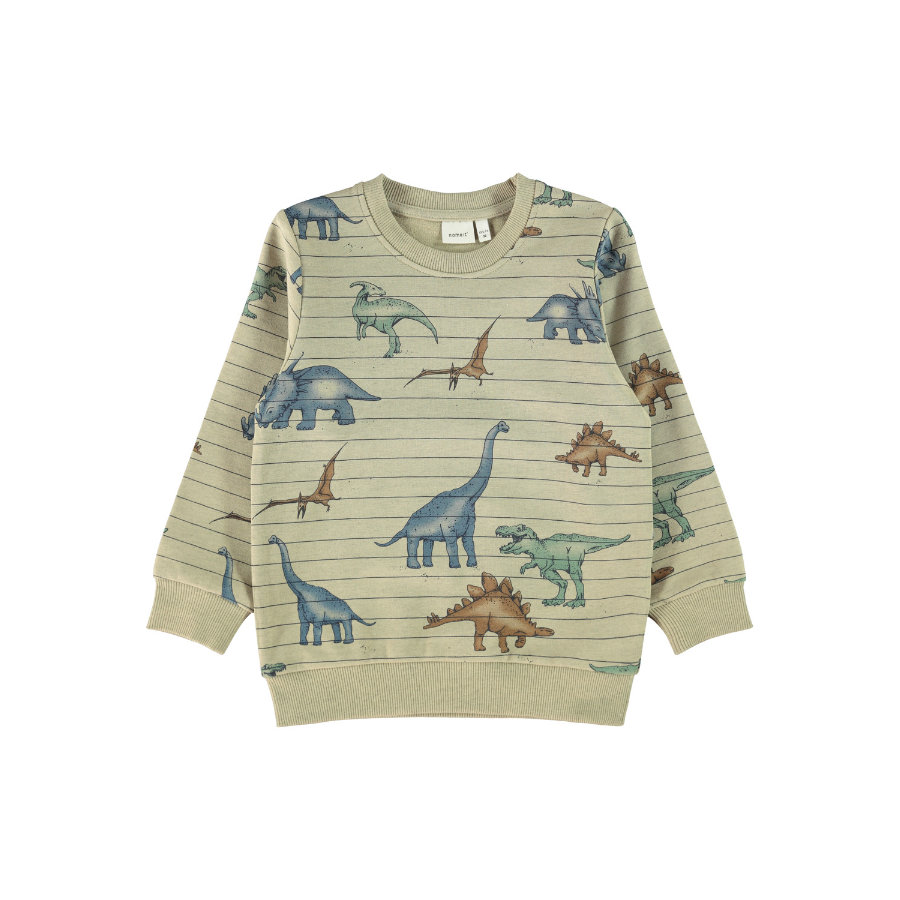 name it Sweatshirt NMMTHUES Silver Sage