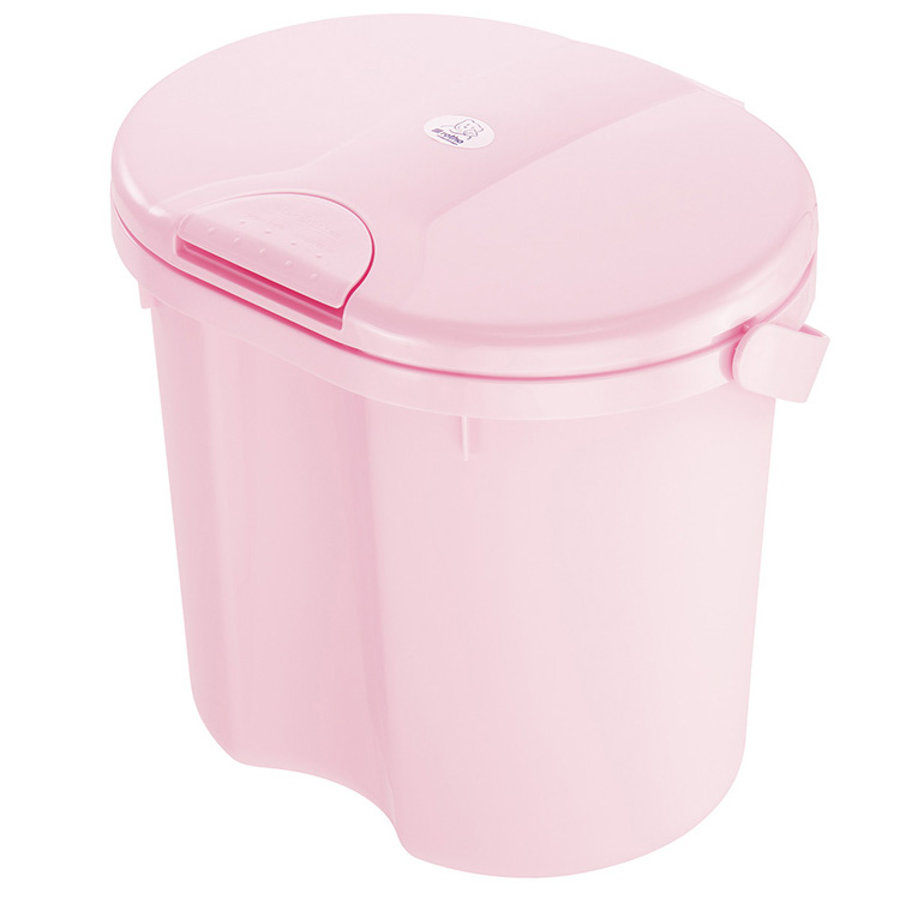 ROTHO Cestino per pannolini TOP  - Rosa perlato