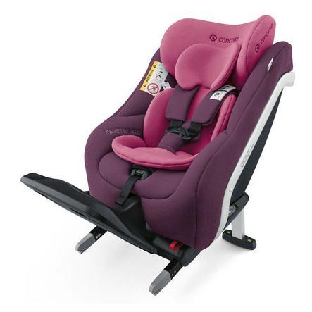 CONCORD Kindersitz Reverso Plus Carmin Pink