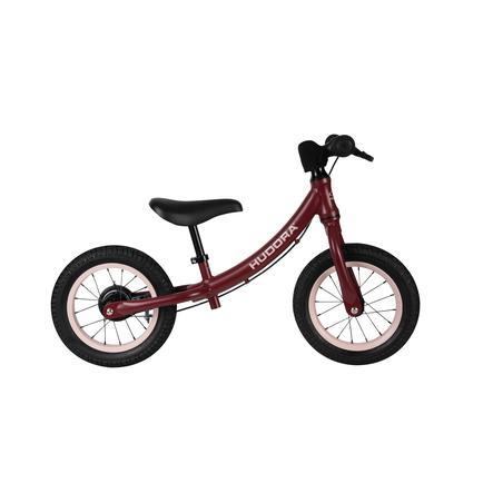 HUDORA ® Bicicleta prepedaleo Advanced aluminio, burdeos