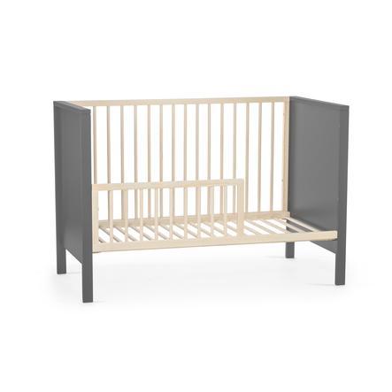 Kinderkraft Mia Gray Baby Crib