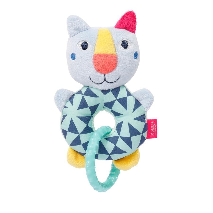 fehn® Ring-Greifling Katze COLOR Friends