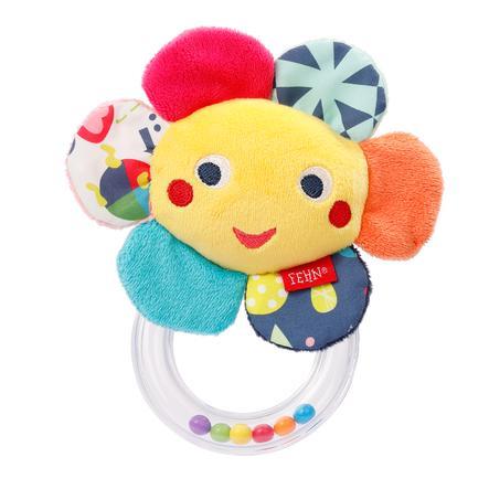 Babysun Hochet anneau fleur COLOR Friends