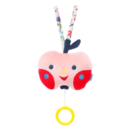 fehn® Spieluhr Apfel COLOR Friends