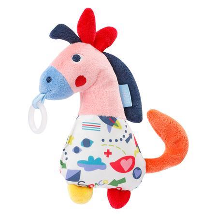 Babysun Hochet attache-tétine cheval COLOR Friends