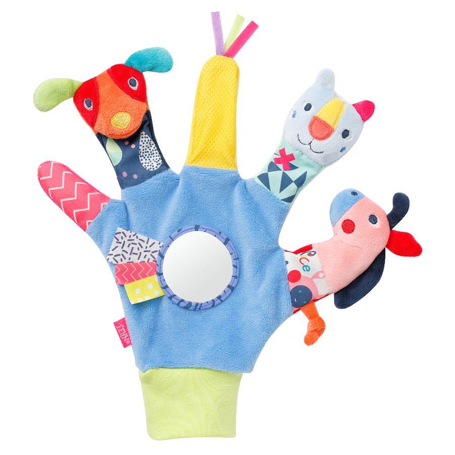 fehn ® Spela handske FÄRG Vänner