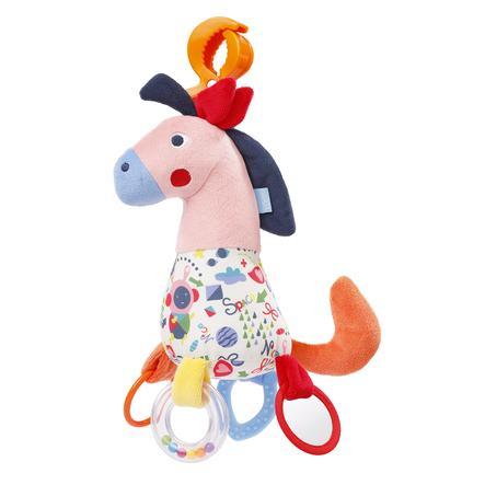 Babysun Hochet d'éveil cheval COLOR Friends, crochet