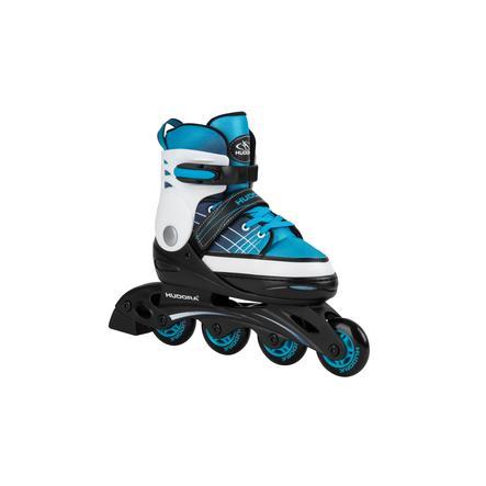 HUDORA ® Inline Skates Basic, blå, størrelse 30-33
