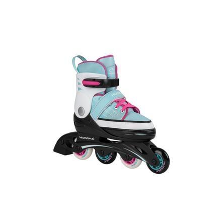 HUDORA ® Inline Skates Basic, mynte, størrelse 30-33