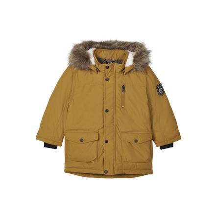 NAME IT Jacket NMMMIBIS Golden Brown
