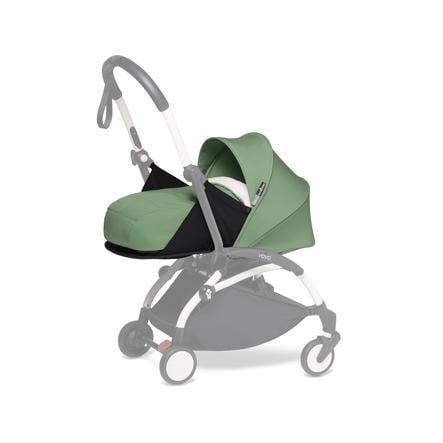BABYZEN YOYO Neugeborenenaufsatz peppermint-grün