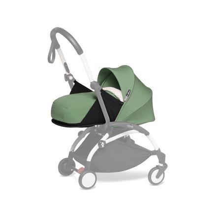 BABYZEN YOYO+ set para recién nacidos verde menta-verde