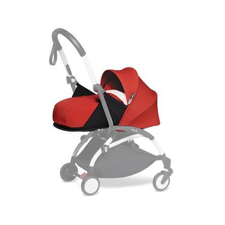 BABYZEN YOYO+ Set para recién nacidos red-rojo