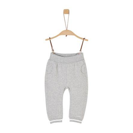 s. Olive r Pantaloni della tuta grigi
