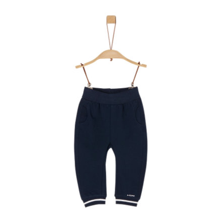 s. Olive r Pantalones de chándal azul oscuro
