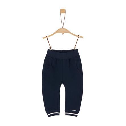 s. Olive r Pantaloni della tuta blu scuro