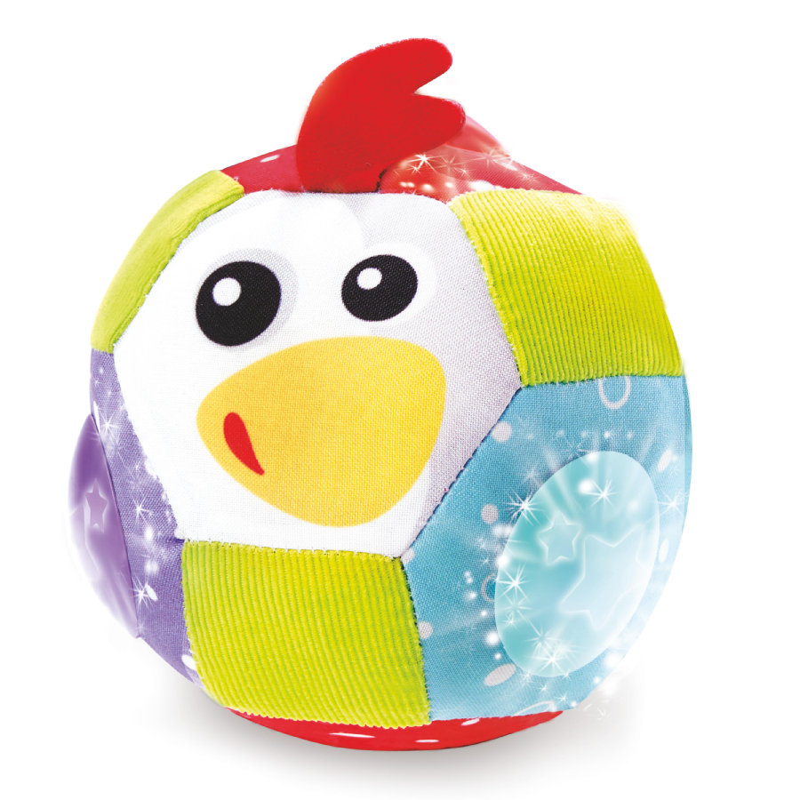 Yookidoo ™ Piłka przyjaciół ze światłem i muzyką
