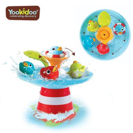 Yookidoo™ Jouet de bain course aux canards magique