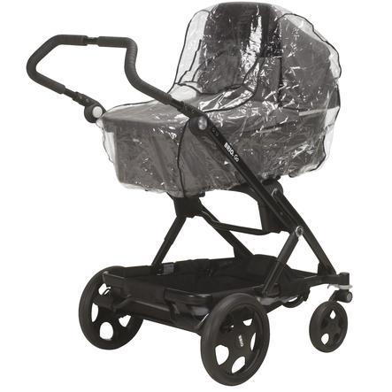 Playshoes Regnskydd för barnvagn universal/transparent