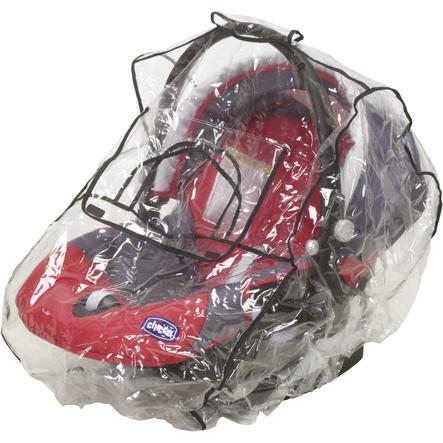Playshoes  parapioggia per seggiolini auto per bambini universale/trasparente