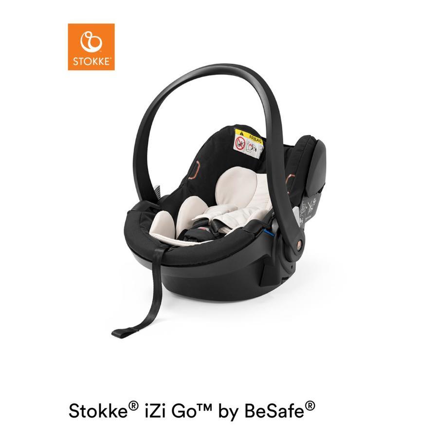 STOKKE® Babyschale iZi Go™ Modular™ X1 by BeSafe® Black