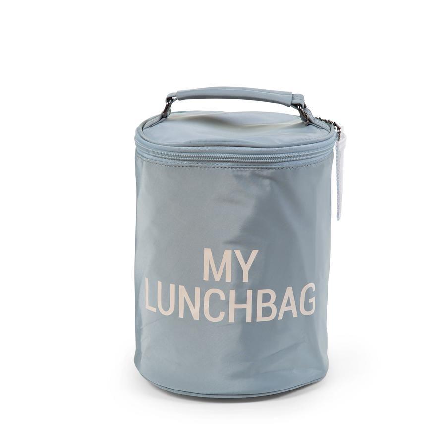CHILD HOME Lunchtas met isolerende voering grijs/oud wit