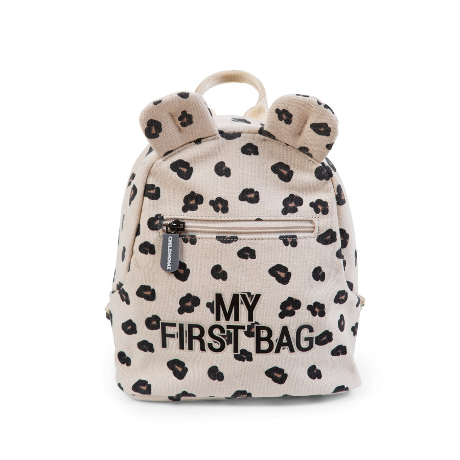 CHILD HOME Kinderrugzak My First Bag Leopard