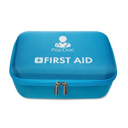 PocDoc førstehjælpskasse (Smart) med gratis app (iOS og Android)