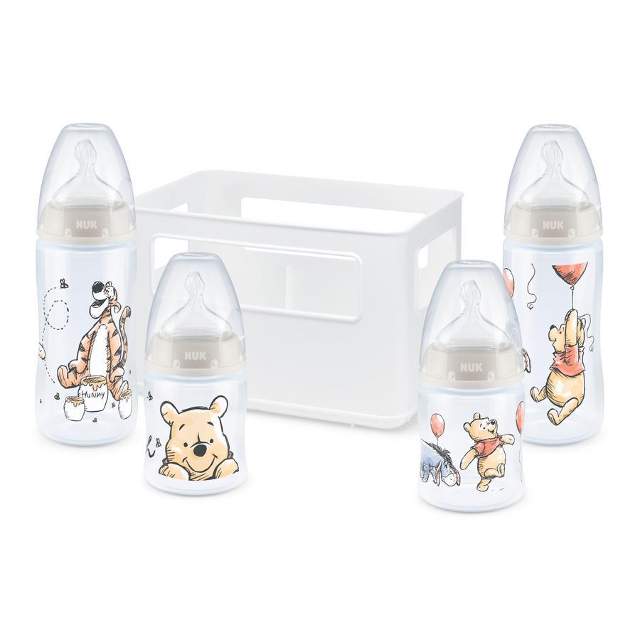 NUK Starter Set First Choice+  Disney Winnie the Pooh